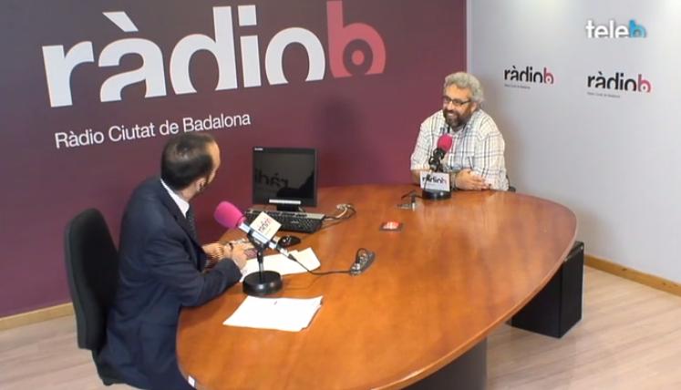Entrevista A Oscar Rando A BadalonaTV