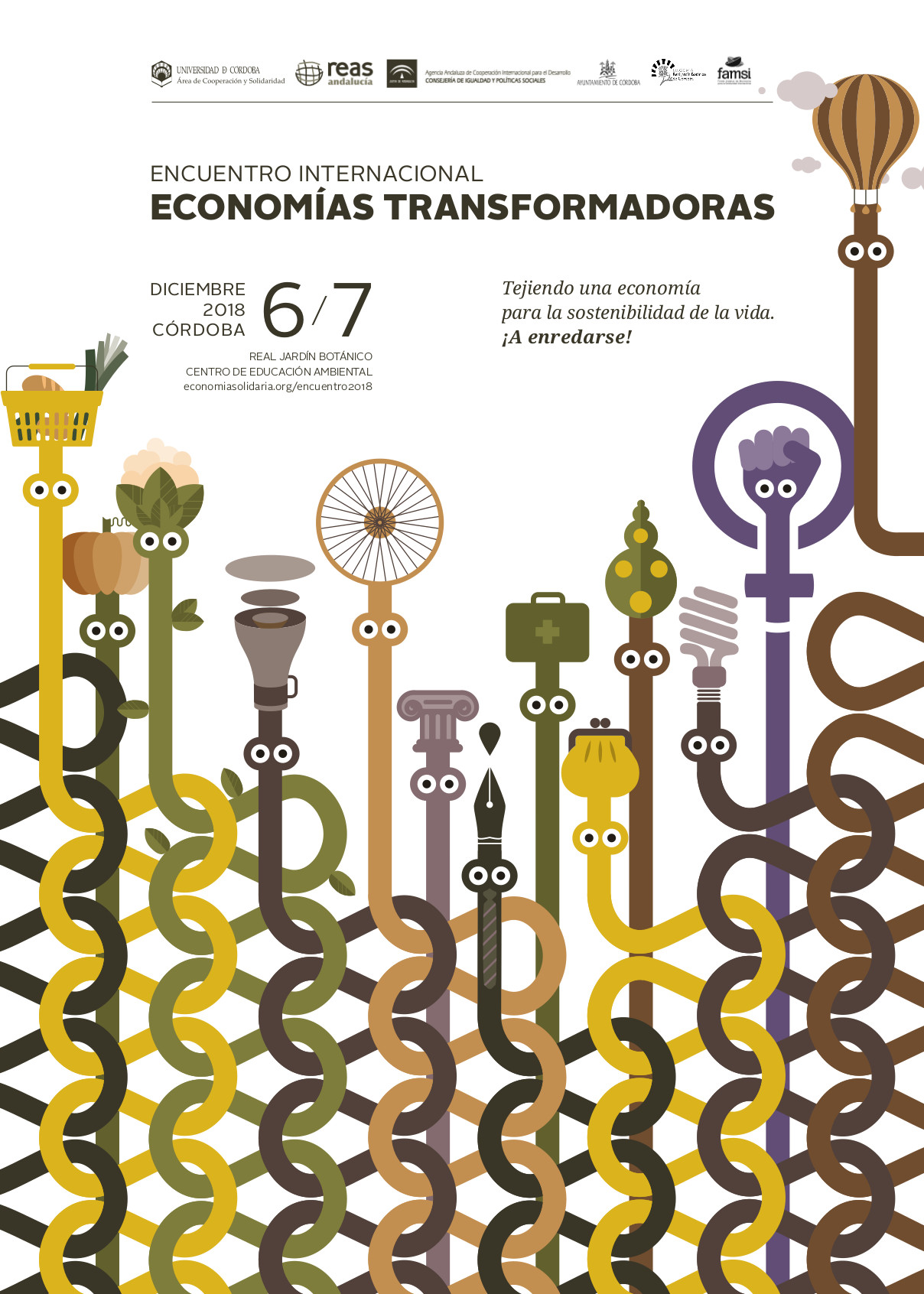 Encuentro Internacional De Economías Transformadoras (Córdoba)