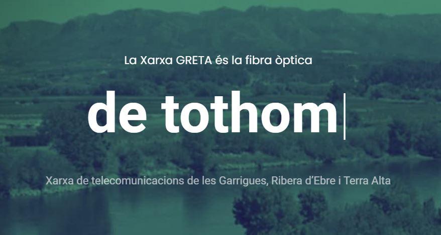 Primer Proyecto De Soberanía Para Desplegar Fibra óptica De Comunes: La Red GRETA!